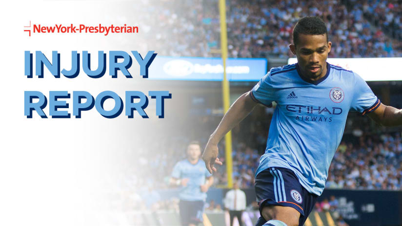 Injury Report Montreal