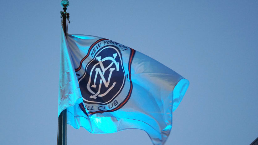 NYCFC House Flag