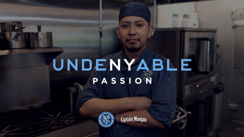 undeNYable Passion | Lalo Ortega Munoz