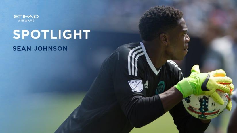 Sean Johnson Spotlight v Dallas