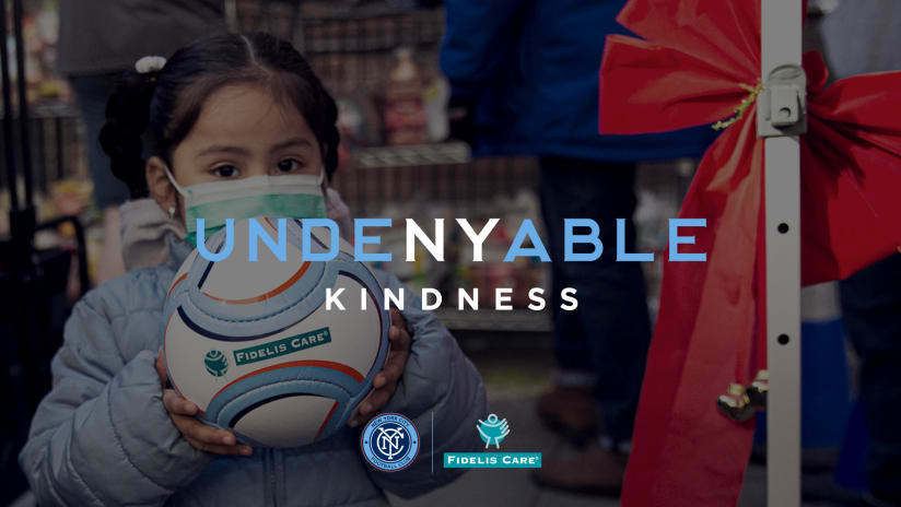 undeNYable Kindness | Caring in the Community