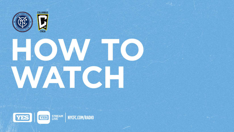 How to watch NYC vs CLB