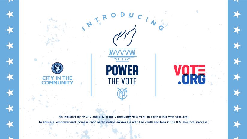 Power the Vote Graphic
