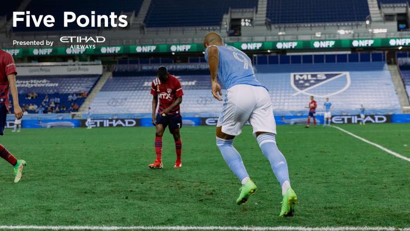 Five Points | Welcome Back Héber
