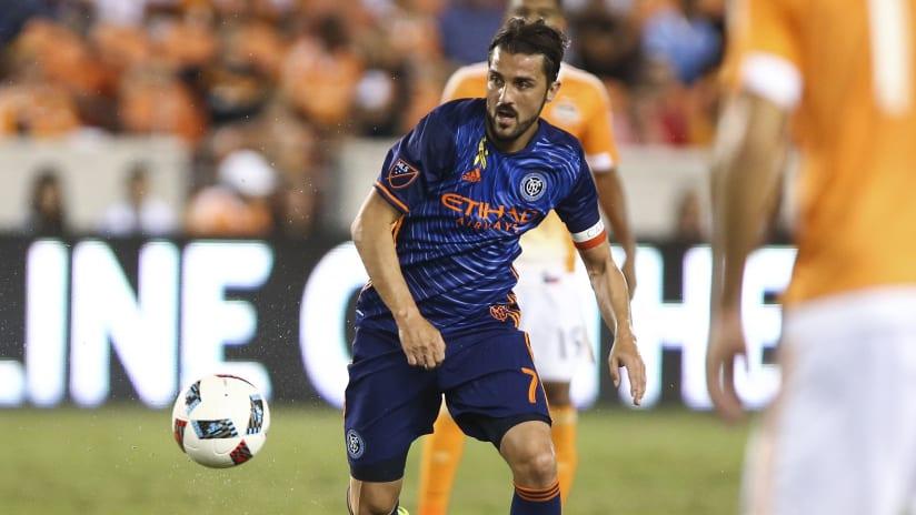 NYCFC at Houston Dynamo - Villa IMAGE