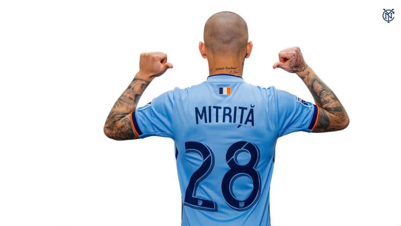 Mitrita Squad Numbers 2019