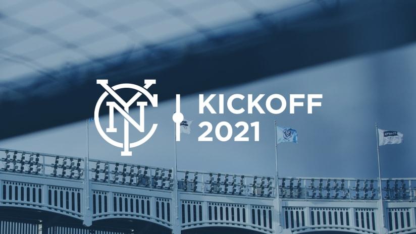 Season Kickoff 2021