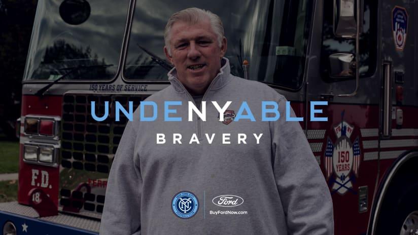 undeNYable Bravery | Joe Brosi