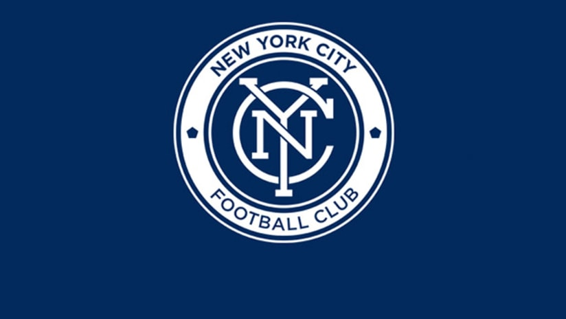 Announcement NYCFC Logo