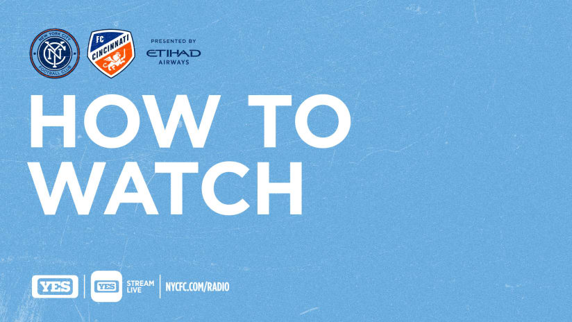 NYC vs FCC How to Watch
