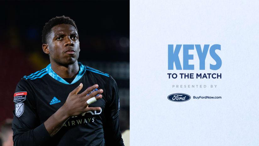 Keys to the Match San Carlos