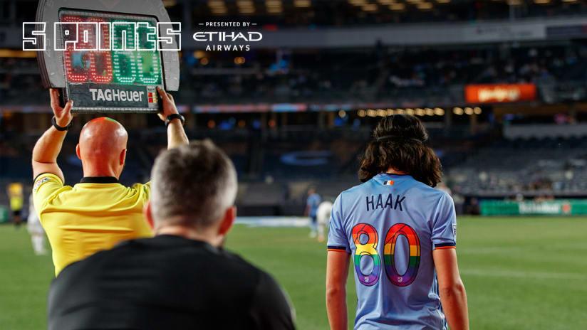 Haak Five Points FCC Pride
