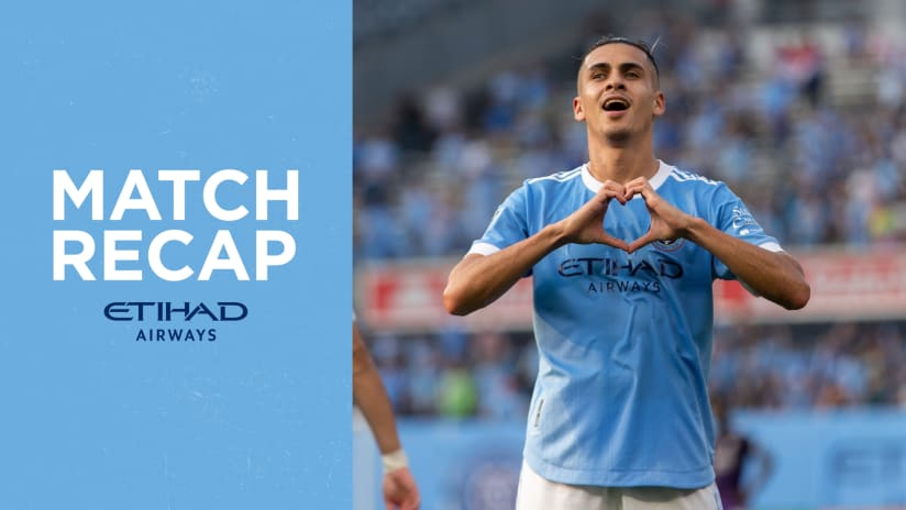Match Recap   NYCFC 5-0 Orlando City SC