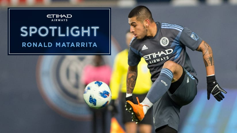 Spotlight Matarrita