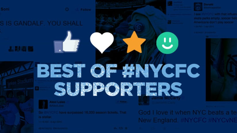 Best of #NYCFC