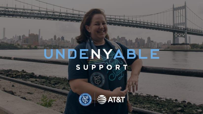 undeNYable Support | Jenny Lando