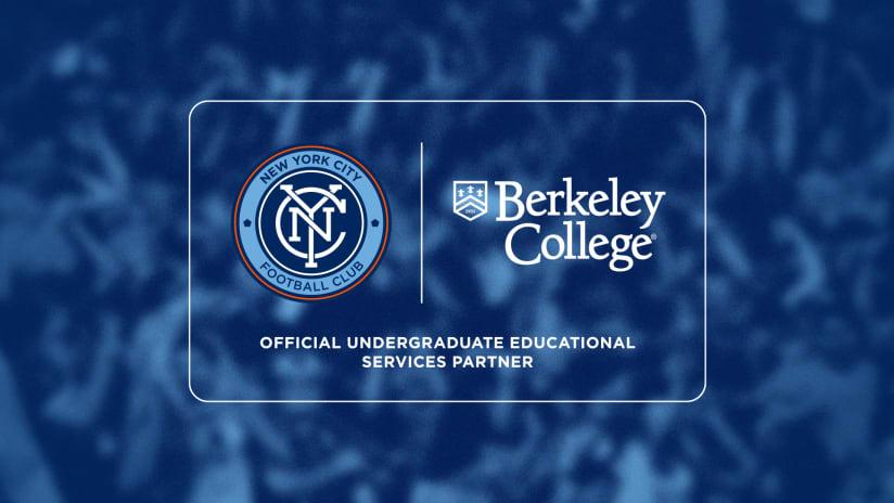 Berkeley College NYCFC