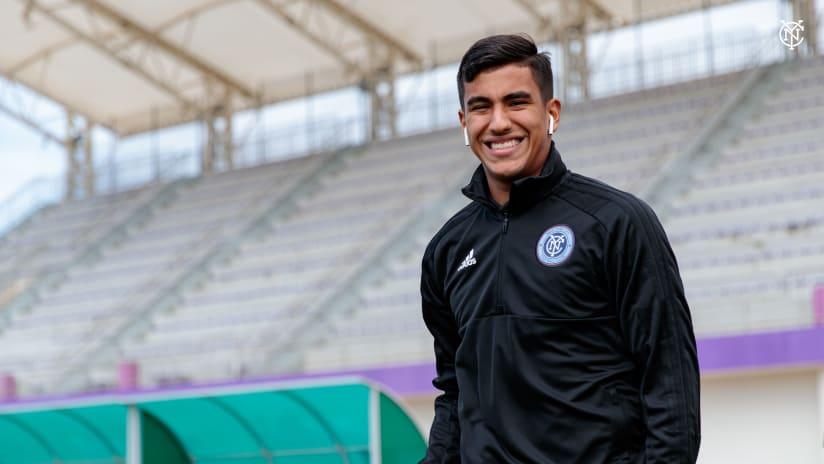 Juan Pablo Torres Abu Dhabi