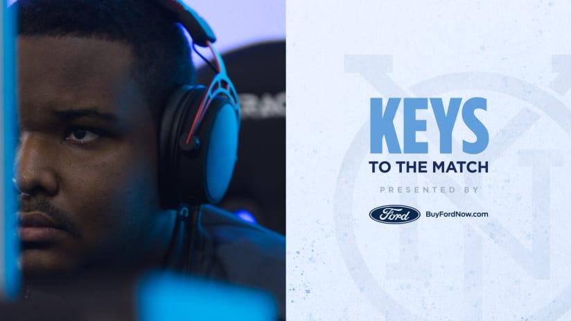 Keys to the eSports Match | NYCFC vs. New England Revolution