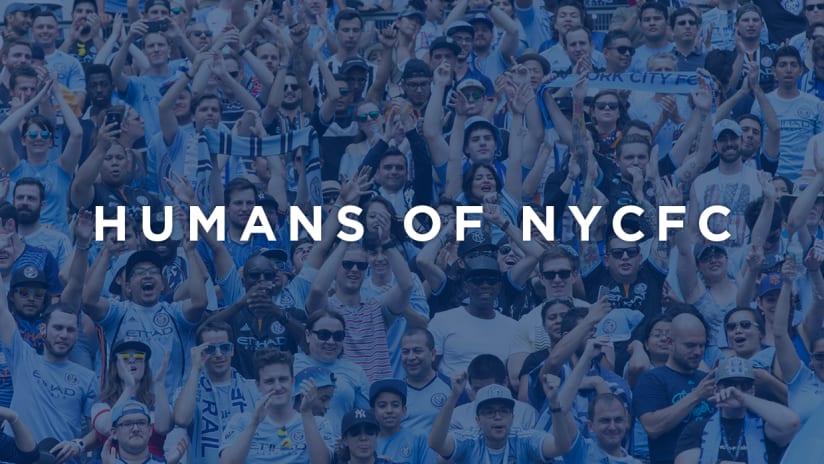 Humans of NYCFC logo