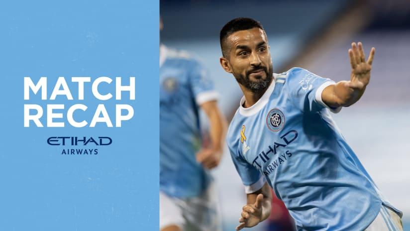 Match Recap | NYCFC 3-3 FC Dallas