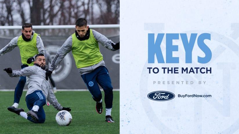 Tigres vs NYC Keys