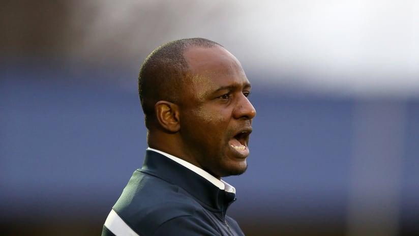 Patrick Vieira head coach 2