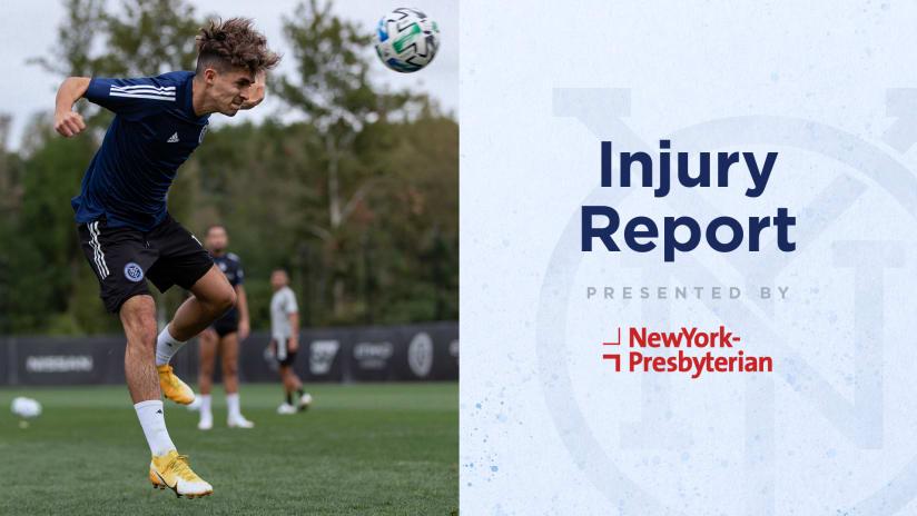 Injury Report_NYCvCincy