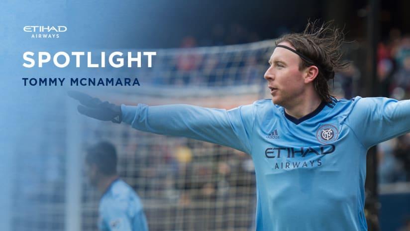 Spotlight on Tommy McNamara vs San Jose