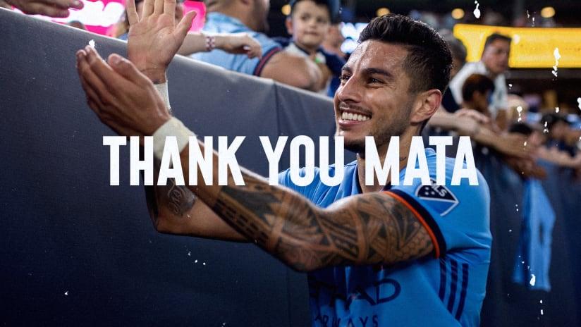 Thank You Mata