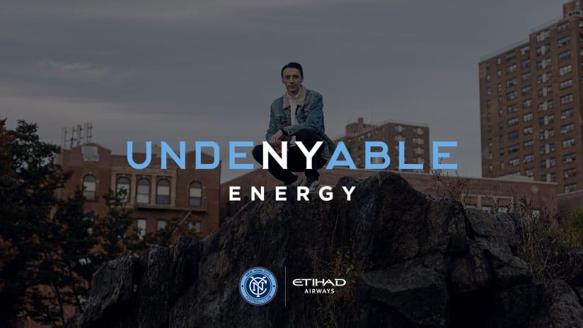 undeNYable Energy | Dumitru Grigorean
