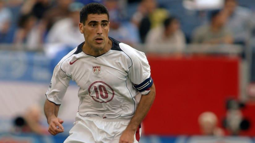 Claudio Reyna USA 1