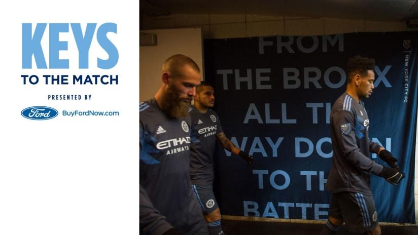 Major Keys v FC Dallas
