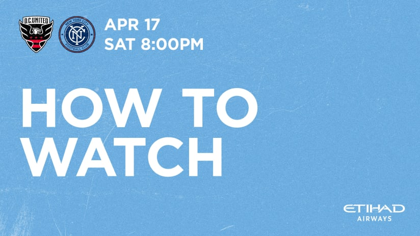 How to Watch DC United