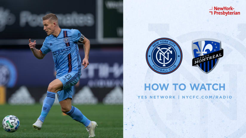 NYC vs MTL How to Watch