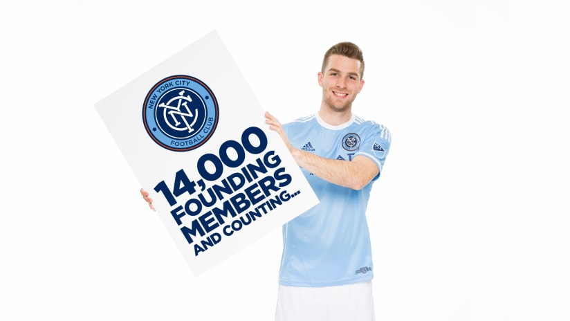 14,000 Founding Members and counting