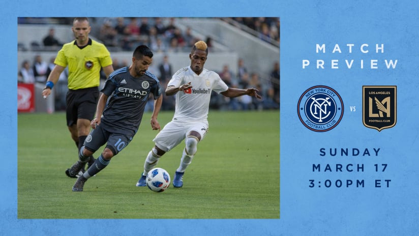 NYCFC vs LAFC Match Preview