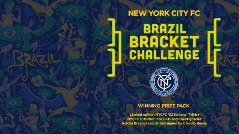 MLS Brazil Bracket Challenge