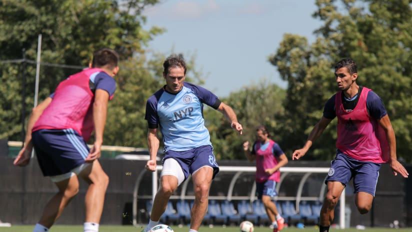 Frank Lampard Training1 9/13/16