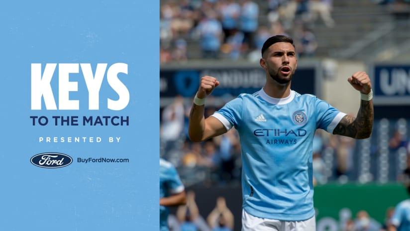 Keys to the Match | Taty's Back