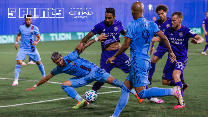 Five Points Orlando City MLS is Back