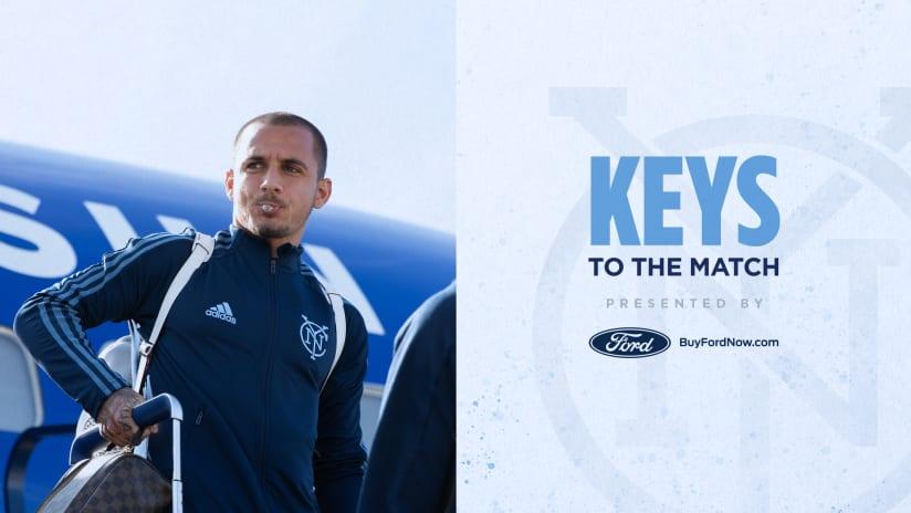 Keys to the Match