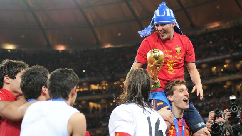 Spain boss opens door for Villa recall