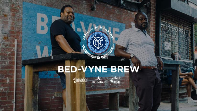 Pub Partner Spotlight | Bed Vyne Brew