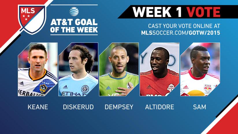 MLS Goal of the Week
