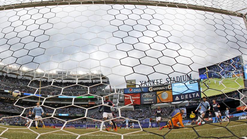 NYCFC vs NE Goal Cam