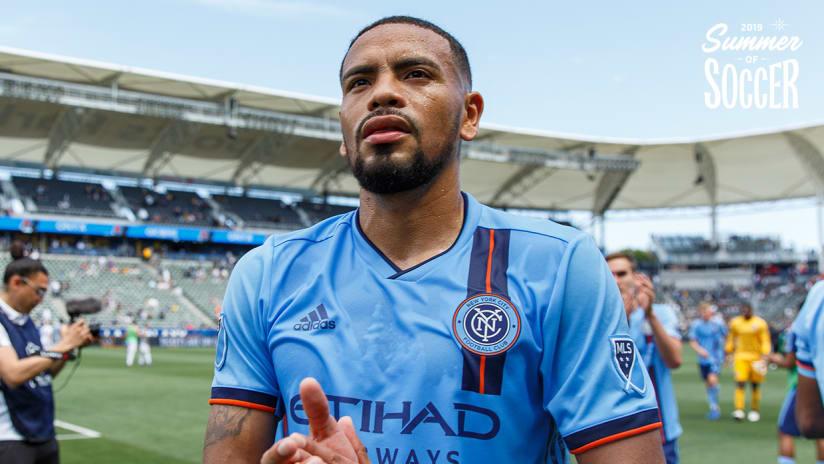 Summer of soccer   Callens, Mata, Johnson preview