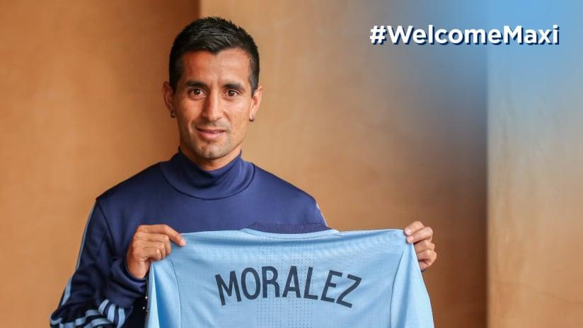 Maxi Moralez signing story 12