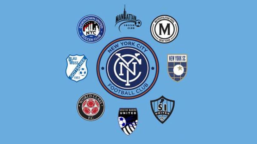 Centered NYCFC