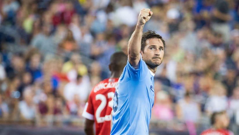 Lampard 14 Nov 16